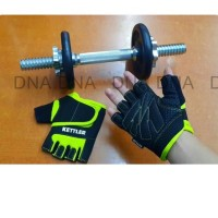 SH1241 Sarung Tangan Fitness & Gym KETTLER 0988 ORIGINAL