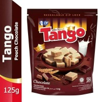 WAFER TANGO POUCH COKLAT 125 GR