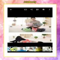 Gulmut / guling selimut panda / melody / pig / kitty / keropi /