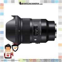 Lensa Sigma 24mm f1.4 DG HSM Art Lens for Sony E - Full Frame