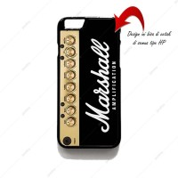 Marshall Amp Amplifier Logo Emblem MS069 iPhone 6/6s Case