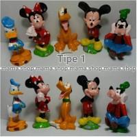 Baru Topper Patung Kue Boneka Figure Mickey Mouse and Friend Termurah