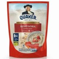 Quaker Oat Instant Oatmeal Sereal 1.2kg 1200gr Murah Original