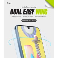 ANTI GORES GALAXY M31 RINGKE DUAL EASY WING FILM FULL COVER