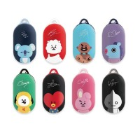 BT21 Character Samsung Galaxy Buds/Buds+/Buds Plus Case Hard Cover