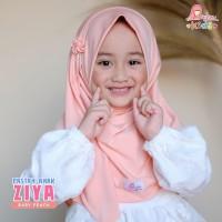 PASHTAN ANAK ZIYA | Kerudung Instan Jilbab Anak MiuLan Terbaru