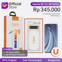 T-MAX Tempered Glass Xiaomi Mi 10 / Mi10 Pro TMAX UV FULL GLUE Screen