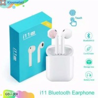 Earphone i11 Bluetooth 5.0 Sport True Wireless Headset Aipods i11
