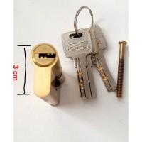 silinder kunci dalaman kunci kuncian gold