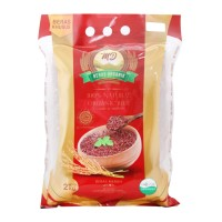 MD - Organic Red Rice Kupas Kulit 2kg - Beras Organik - Beras Merah