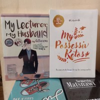 PAKET 2 NOVEL MY LECTURER MY HUSBAND - MY POSSESSIV KETOS