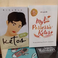 PAKET 2 NOVEL WATTPAD KETOS - MY POSSESSIV KETOS