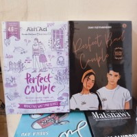 PAKET 2 NOVEL WATTPAD PERFECT COUPLE - PERFECT BAD COUPLE