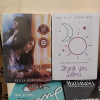 PAKET 2 NOVEL WATTPAD DEAR NATHAN - THANK YOU SALMA