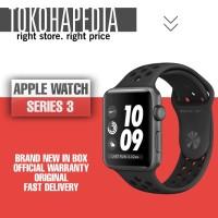 Apple Watch / iWatch Series 3 Nike+ 38mm Black Antrachite Sport Band