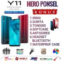 VIVO Y11 RAM 2/32 GB GARANSI RESMI VIVO INDONESIA