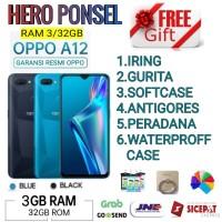 OPPO A12 RAM 3/32 GB GARANSI RESMI OPPO INDONESIA
