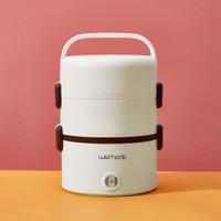 Electric Heating Lunch Box Japan Kotak Bekal Berpenghangat 3 Tingkat