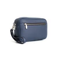 KEE Tas Tangan Handbag Pria Wanita Kulit Macaw 2.0 Navy - Navy