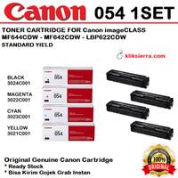 CANON 054 1SET Toner Cartridge Color For MF644CDW MF642CDW LBP622CDW