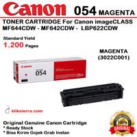 CANON 054 Magenta 3022C001 Toner Cartridge MF644CDW MF642CDW LBP622CDW