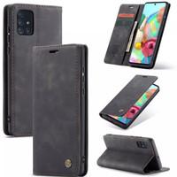 Samsung galaxy A71 2020 Flip Case Caseme Cover Leather Wallet Dompet