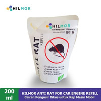 Racun Tikus Terlaris Cairan Hilmor Anti Rat Spray 200 ml