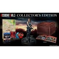 PS4 Resident Evil 3 Collector Edition