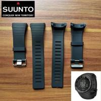 Strap Tali Jam tangan Rubber Suunto Core Sunto Core Hitam