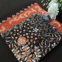 Kain batik tulis lasem motif sekarjagat 12