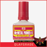 Mr METAL PRIMER R 40ml - Surfacer Primer Part Bahan Metal