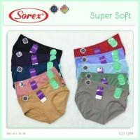 Celana Dalam murah dan nyaman merk Sorex 1239 - Size QL