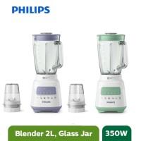 Blender Philips HR2222 Beling Glas Kaca 2liter Garansi Resmi