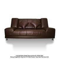 Sofabed / Sofa bed Alpha Dark Brown