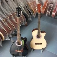 Gitar Akustik String Tanam Besi