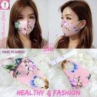 Masker Scuba Motif Premium- BELI 5 GRATIS 1- Non Medis- Modis/Fashion