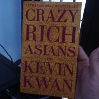 Novel-Crazy Rich Asians Kevin Kwan