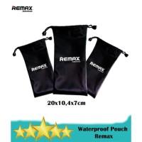 Remax Waterproof Pouch - Sarung Powerbank Premium