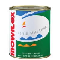 Cat Kayu Besi Mowilex Acrylic Gloss Enamel (1 Kg)