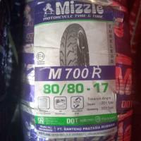 Ban Luar Motor 17 Mizzle 80/80-17 M 700 R Tubeless