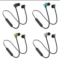 Headset bluetooth Sport handsfree earphone metal solid magnet JBL