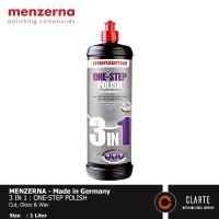Menzerna One Step Polish 3 in 1 ; Cut, Gloss & Wax 1 Liter