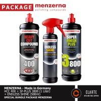 PAKET Menzerna Set - HCC400 + SF Plus 3800 + Endless Shine Original