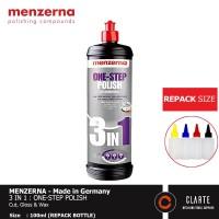 REPACK Menzerna 3 in 1 - One-Step Polish: Cut, Gloss & Wax - 100ml