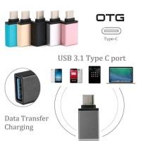 Otg type - C plug conector