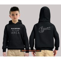 hoodie sweater anak black pink in your area - high quality 03