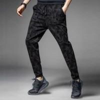 Celana Panjang Pria Jogger Import Lotto Sweat Pants Army camouflage