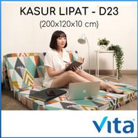 KASUR LIPAT VITA - 200x120x10cm - PRODUCT OF JAPAN
