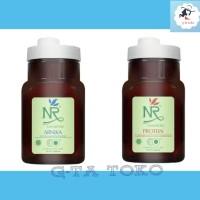 NR Shampo Arnika dan Shampo Protein 1000ml shampoo perawatan rambut