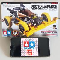 Tamiya Proto Emperor Premium Black Special